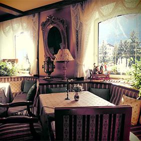 Hotel Belvedere | Storia