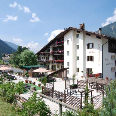 Hotel Belvedere Moena