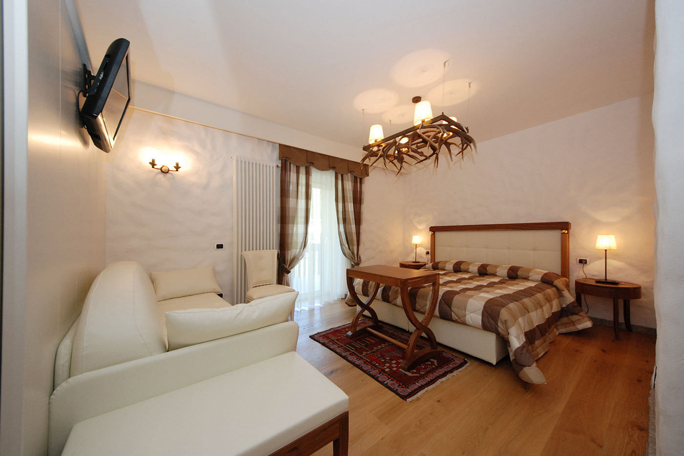 Camera Hotel Belvedere